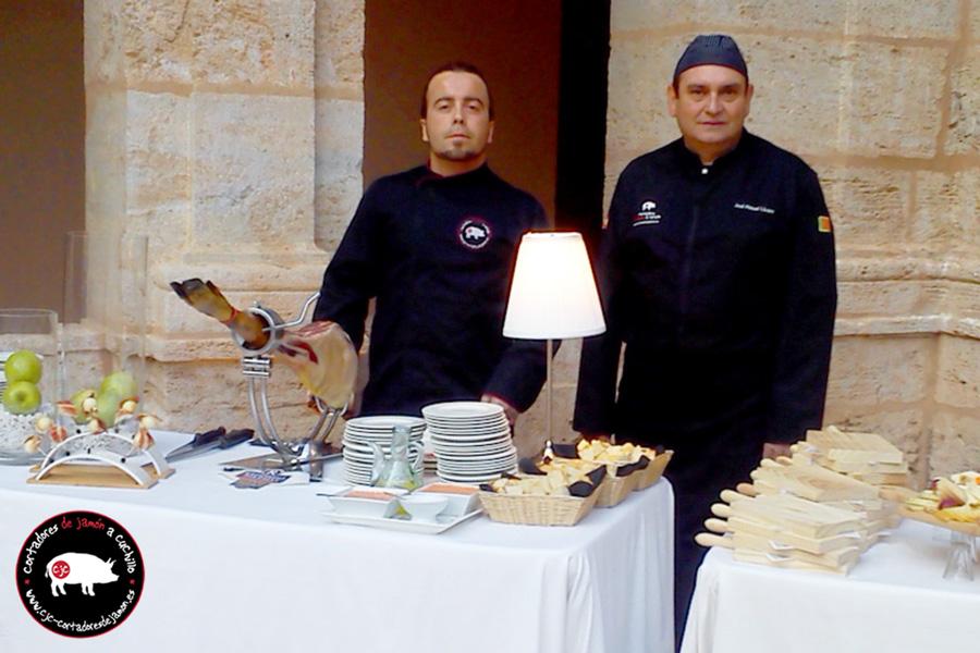 cortadores de jamón - Trufa Salvacañete